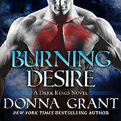 Burning Desire: Dark Kings, Book 3 | Donna Grant