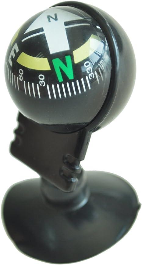 10X Kompass Kugelkompass Compass Autokompass Boot KFZ Navigation Saug G7C4