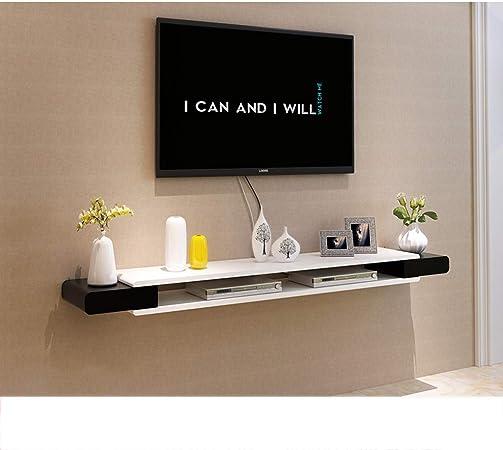 CIGONG Armario de pared Mueble de televisión Estante for televisor Estante for televisor Estante for consolas