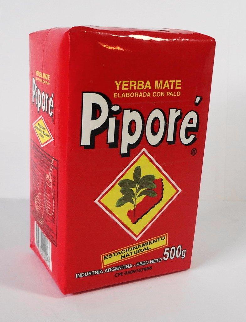 Yerba Mate Argentina Con Palo Piporé 500G: Amazon.es ...