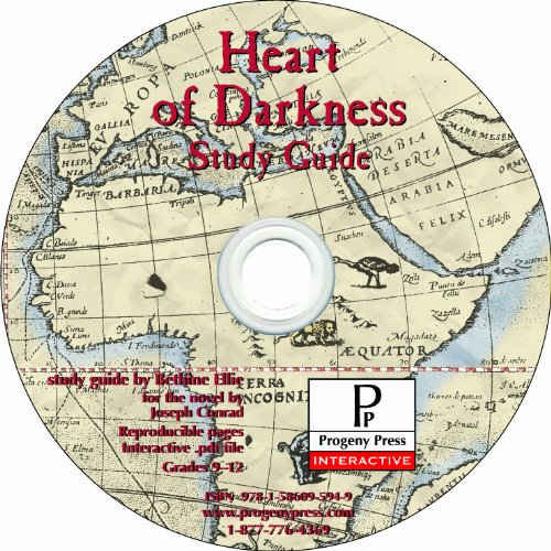 Heart of Darkness Study Guide CD-ROM