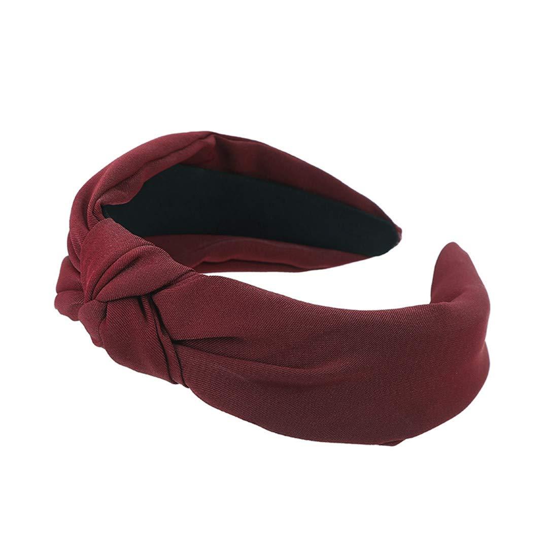 Amazon.com : Fashion Fabric Hairband For Women Sweet Hair ...