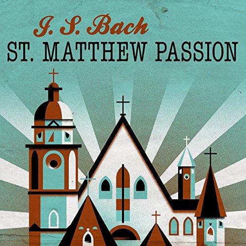 St Matthew Passion, BWV 244, Pt. 1: Und siehe, einer aus denen (Evangelist, - Siehe