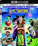 Hotel Transylvania 3 Cover - 4K Ultra HD Blu-ray, Blu-ray, DVD, Digital HD
