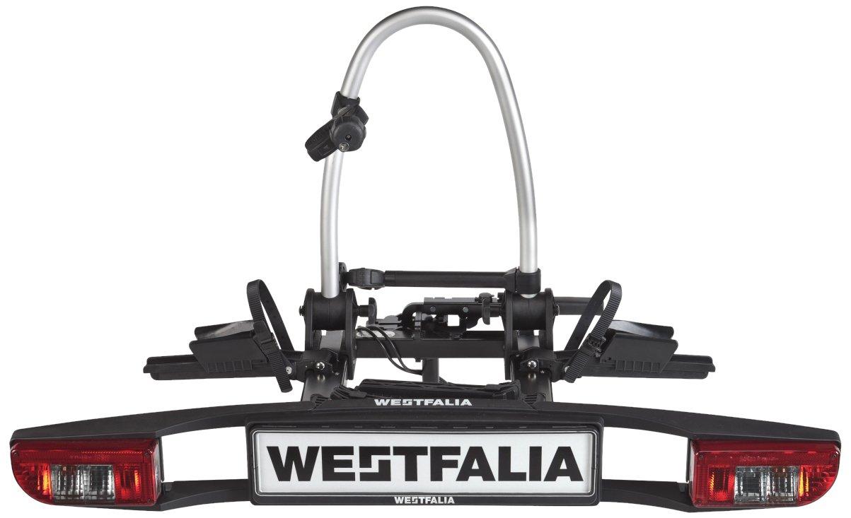Westfalia Automotive 350010600001 - Portabicicletas BC 60, color negro: Amazon.es: Coche y moto