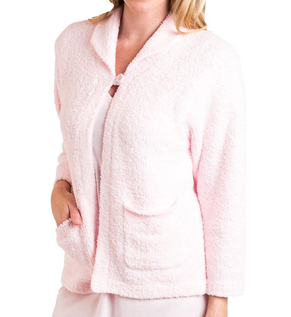 Softies by Paddi Murphy Marshmallow Bed Jacket (313595) M/Pink by Softies