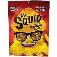 Mr Squid Shredded Squid Mild Spicy 65g