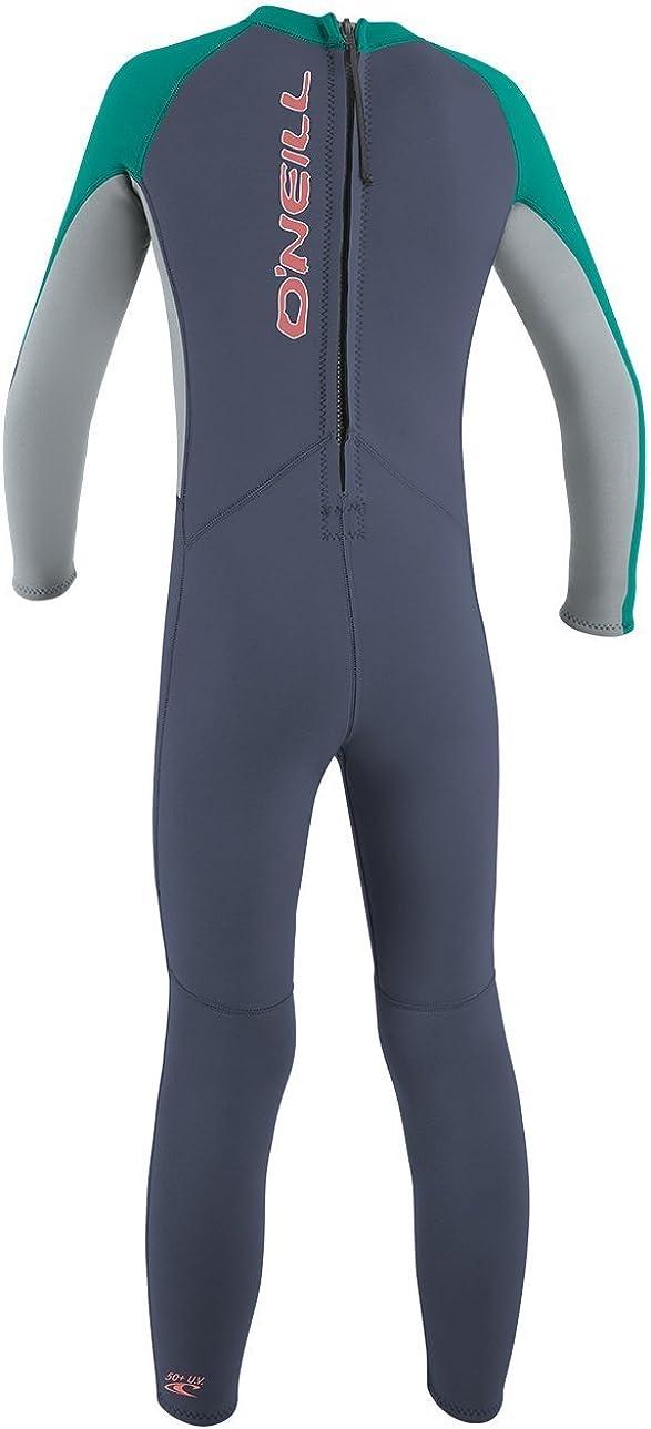 ONeill Toddler Reactor-2 2mm Back Zip Full Wetsuit
