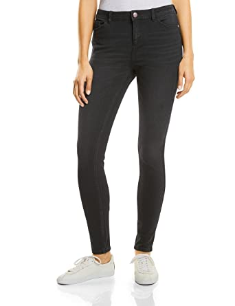 Womens Denim-Yoko, Slimfit, Hw, Slimleg, Flex Slim Jeans Street One