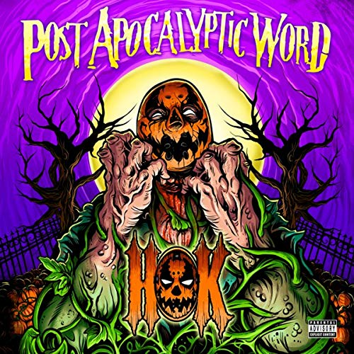 Price comparison product image The Post Apocalyptic Word [Colored LP]