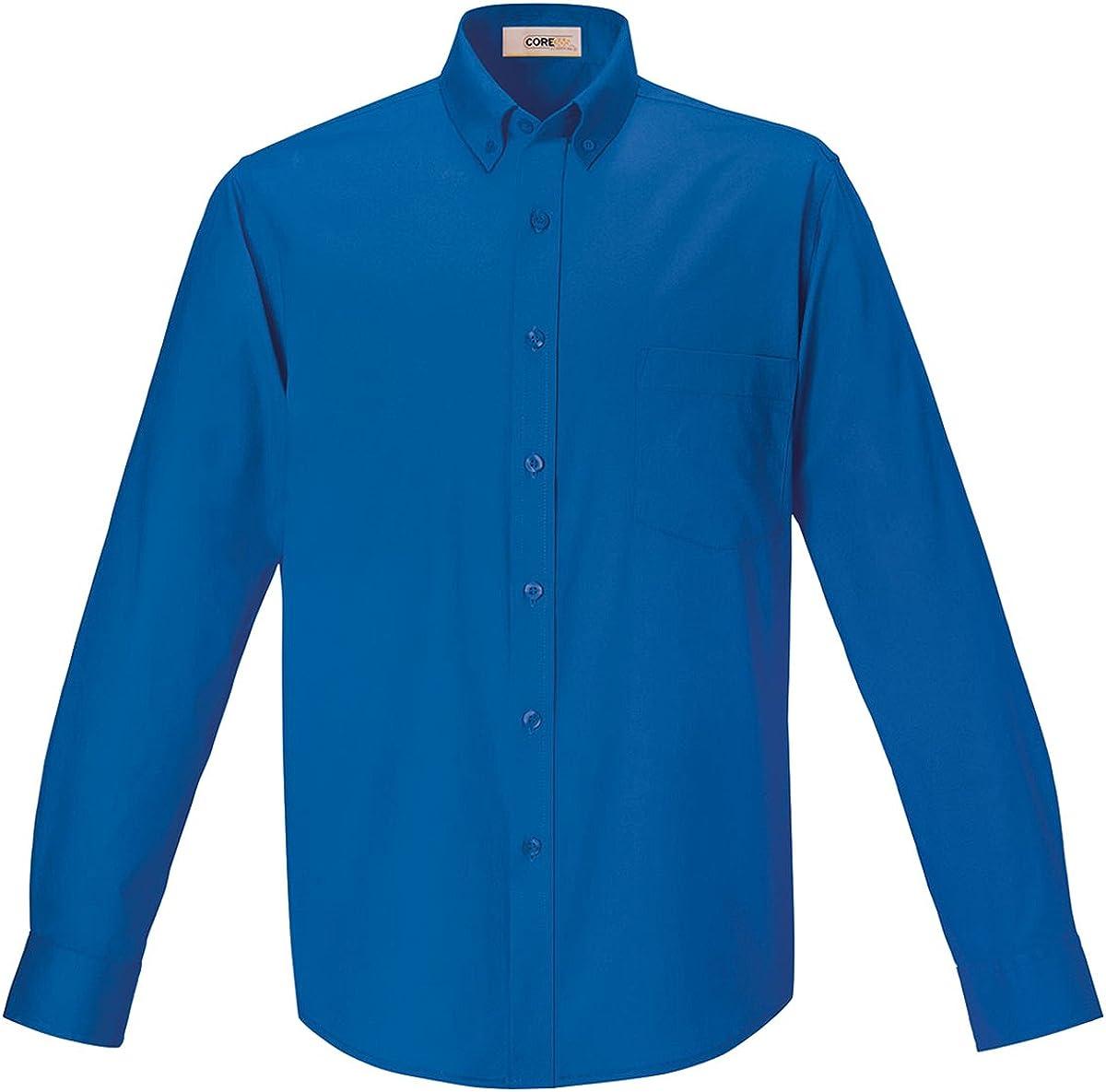 88193 Core 365 Operate Mens Long Sleeve Twill Shirt
