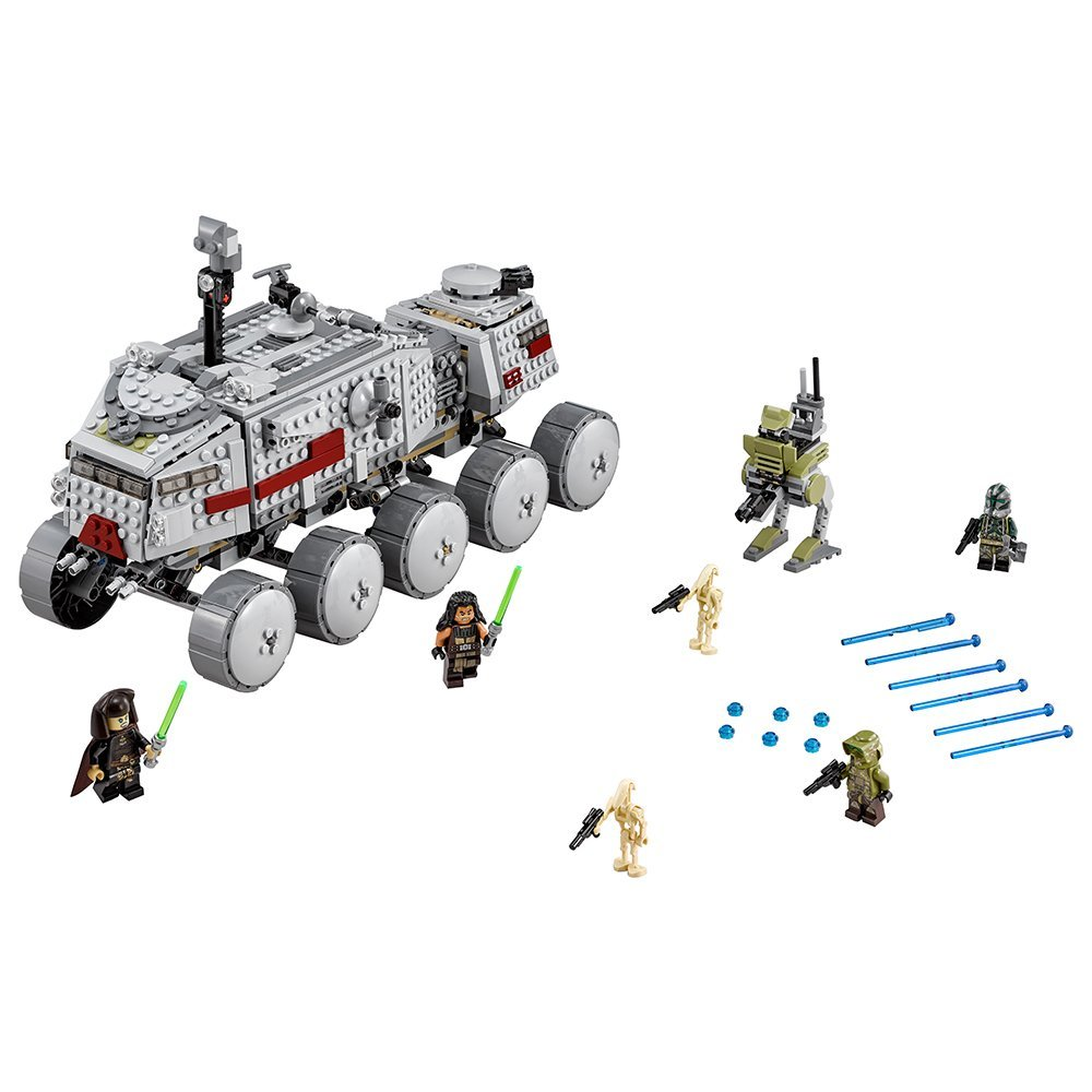 LEGO Star Wars Clone Turbo Tank 75151 Star Wars Toy by LEGO (Image #6)