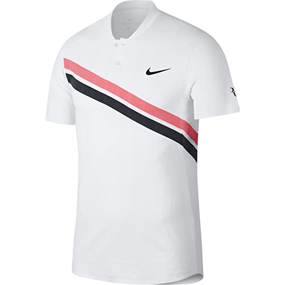 Polo Nike Zonal Cooling Federer Open D australie 2018 - XS ...