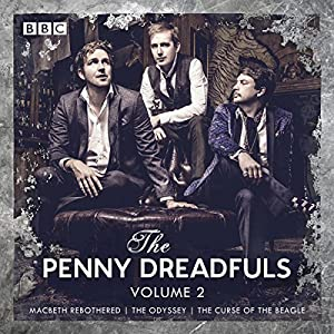 The Penny Dreadfuls: Volume 2 Radio/TV Program