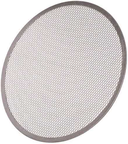 Update International PS-16 Aluminum Pizza Screen, 16-Inch