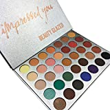 35 Colors Eyeshadow Palette Shades In Hand Face Makeup Highlighter Glitter Shimmer Diamond Pigment Eye shadow