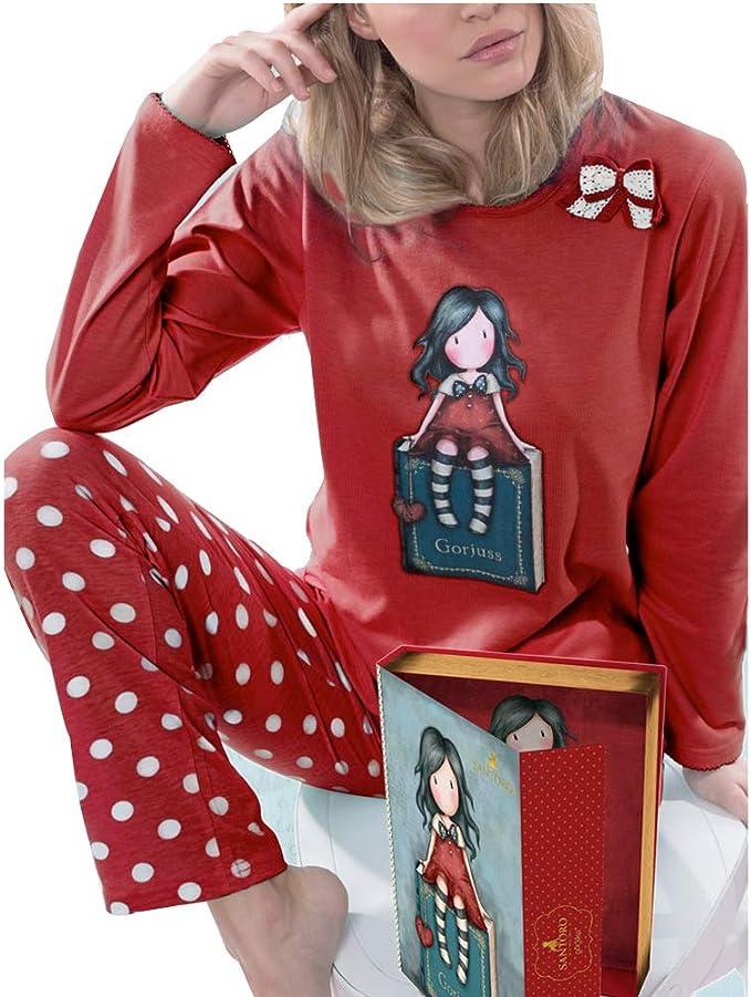 Pijama niña Gorjuss My Story (12): Amazon.es: Electrónica