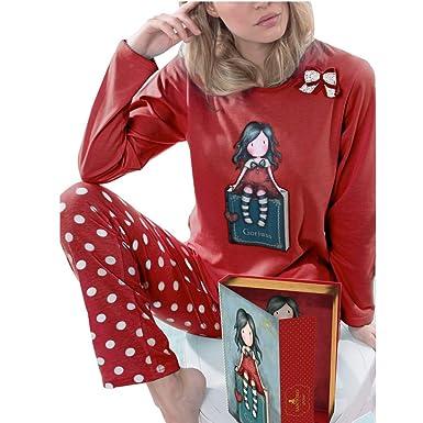 Pijama niña Gorjuss My Story (6)