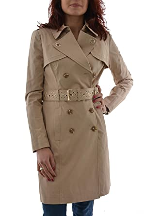 best service 44b3d 6d66e Guess Cappotto Trench Donna