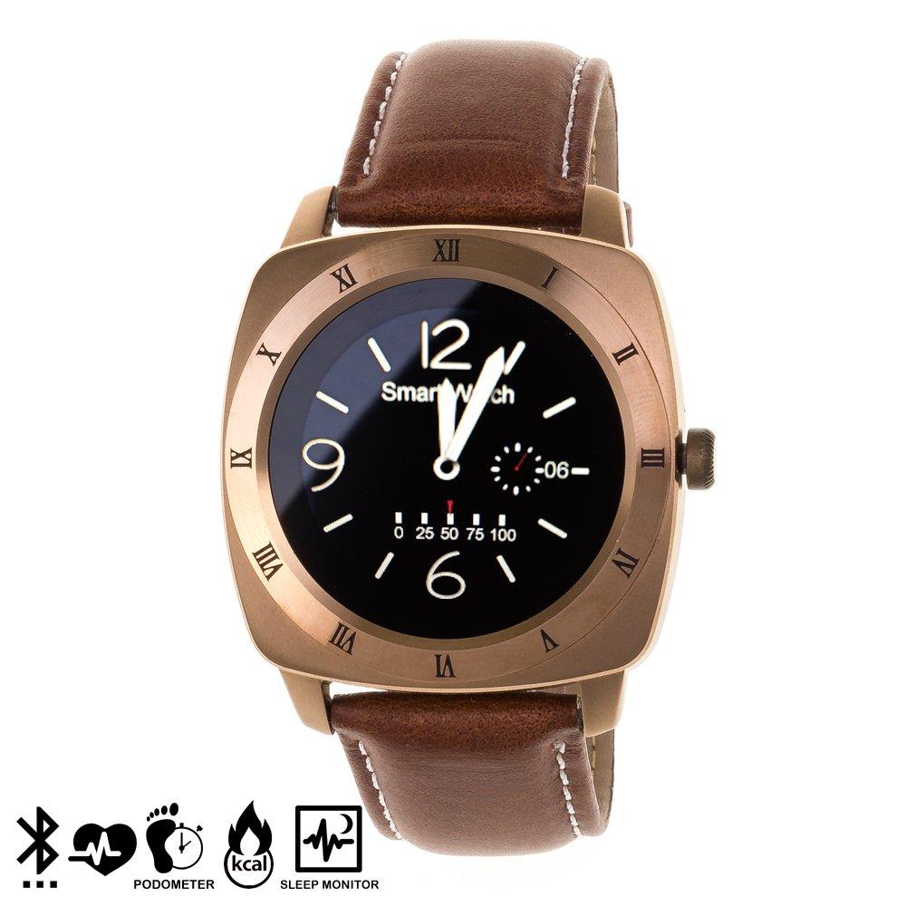 DAM - Smartwatch Monitor Cardiaco Gx-Bw159 Gold. Compatible ...