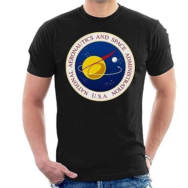 NASA Seal Insignia Men's T-Shirt | Amazon com