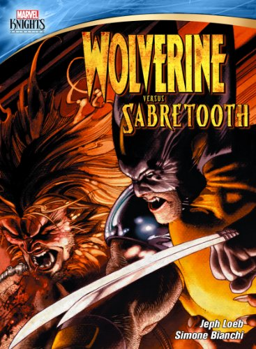 marvel knights wolverine - 1