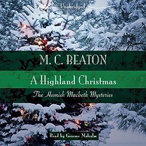 A Highland Christmas Audiobook
