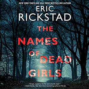 The Names of Dead Girls Audiobook