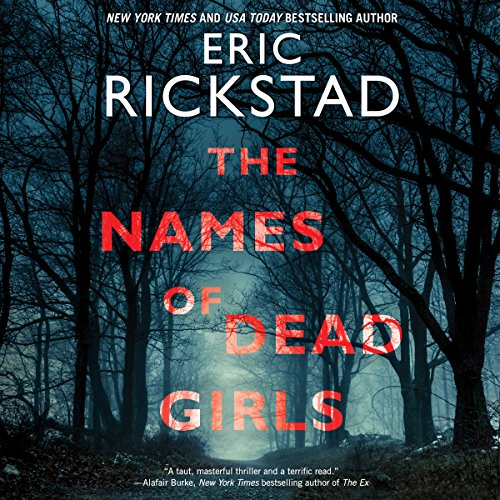 The Names of Dead Girls cover