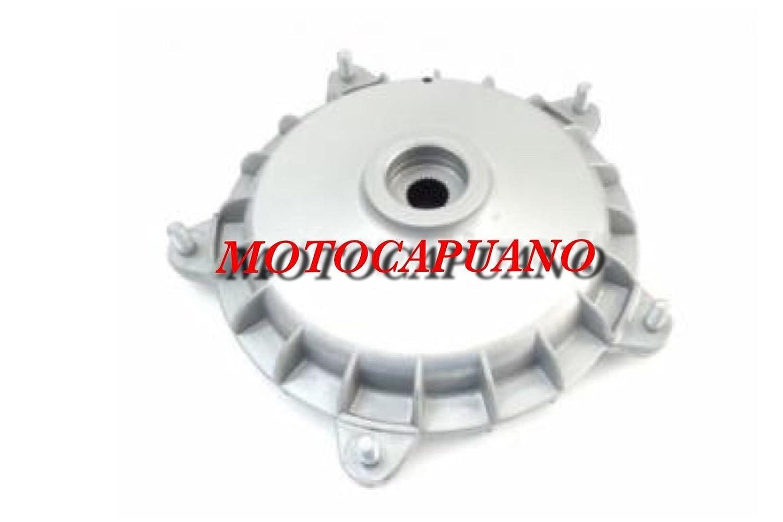 TAMBURO FRENO MOZZO RUOTA POSTERIORE VESPA PX 125 150 200 MotoCapuano 400927342059