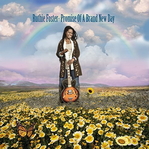 Promise of a Brand New Day by Ruthie Foster [Music CD]