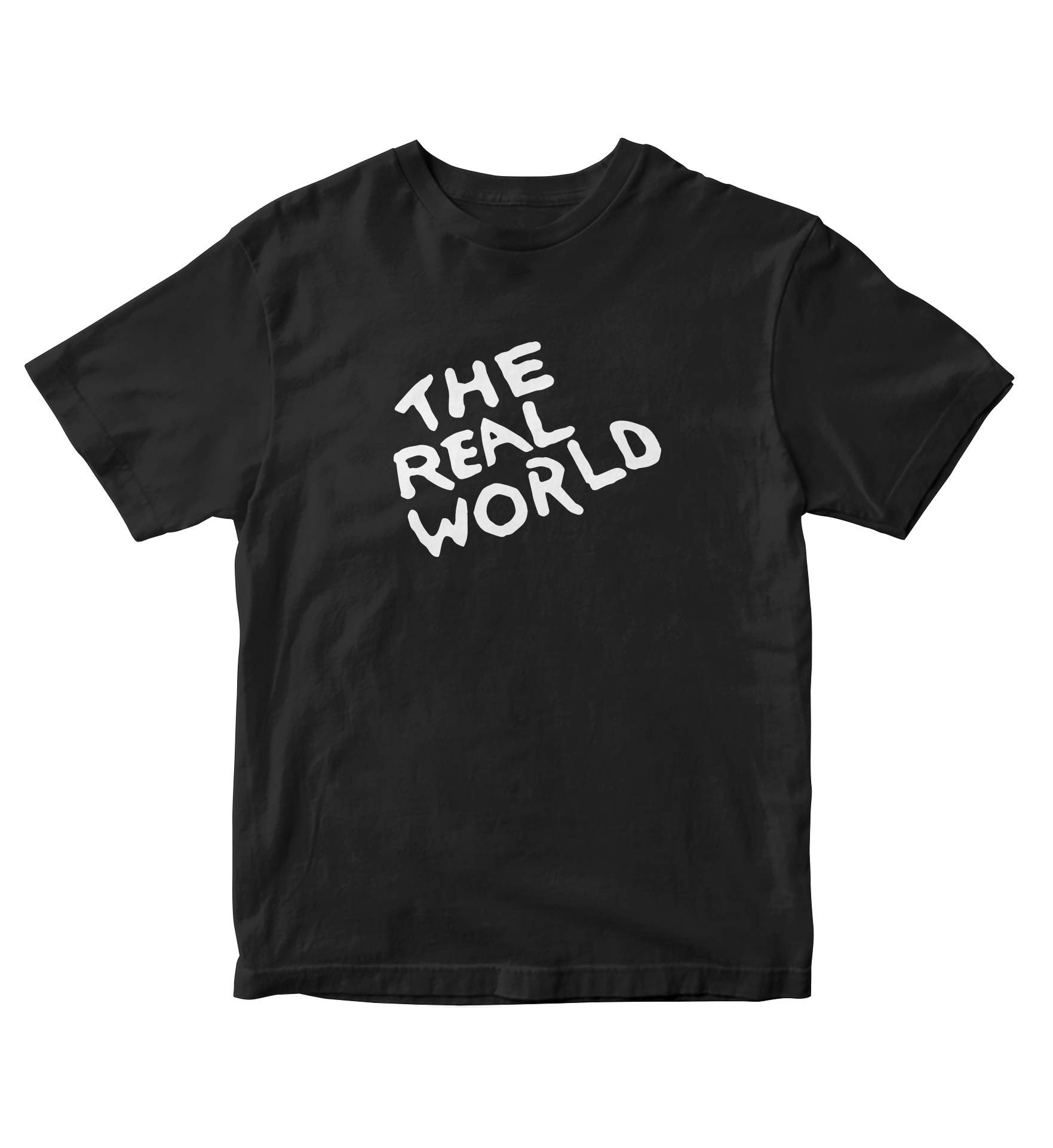 The Real World Black Shirt S Tv Show M165