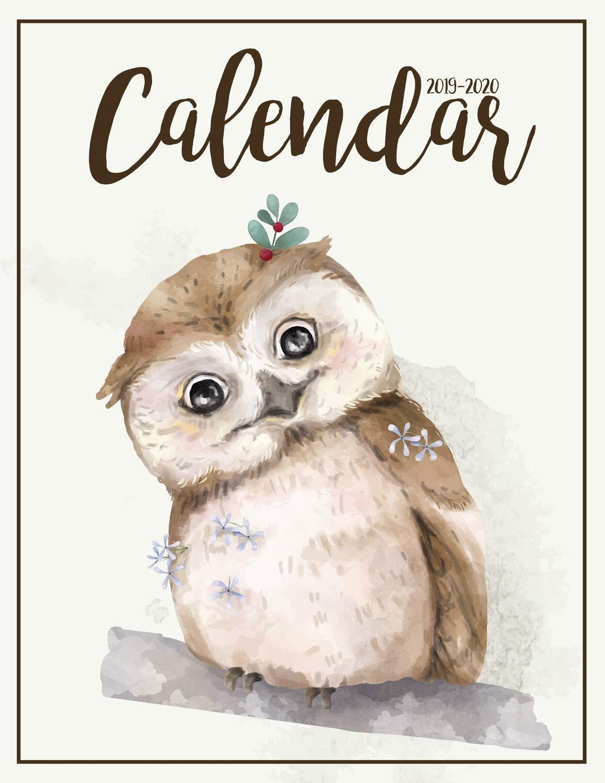 December 2020 Calendar Animals 2019 2020 Calendar: Two Years   January 2019 to December 2020