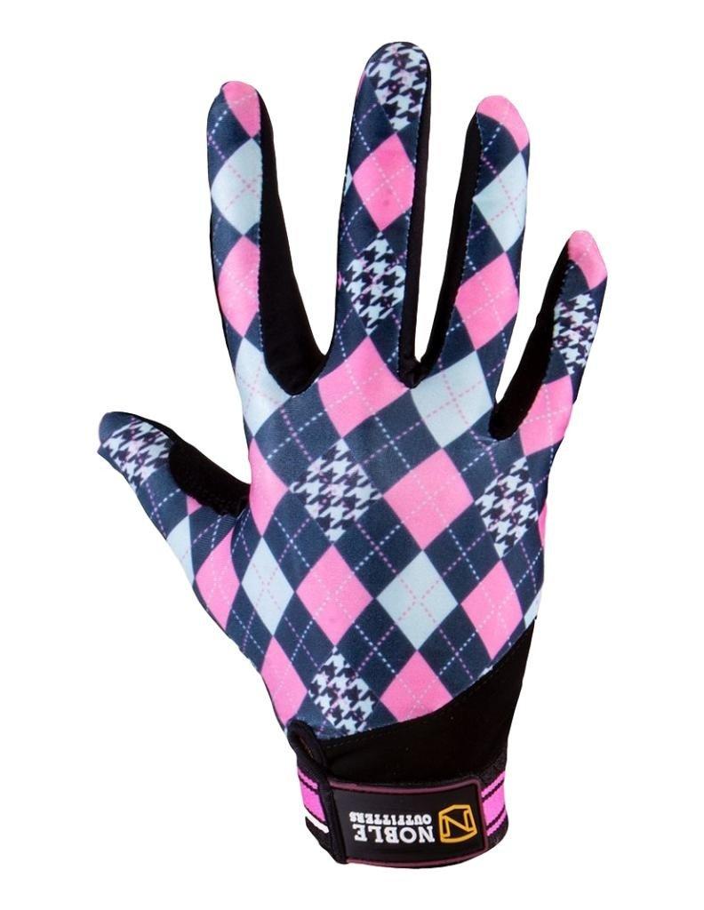 ノーブルOutfitters Perfect Fit Riding Gloves French Pink 5 5French Pink B076HRFKZV