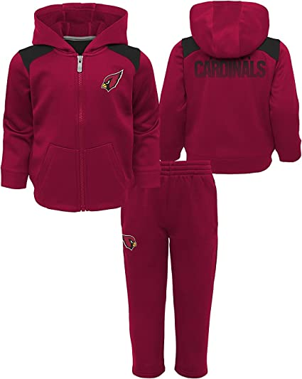 Outerstuff NFL Youth Atlanta Falcons Team Fleece Hoodie and Pant Set