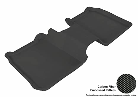 Passenger /& Rear Floor 2013 2012 2011 GGBAILEY D3946A-S1A-BLK/_BR Custom Fit Car Mats for 2010 2014 Subaru Legacy Black with Red Edging Driver