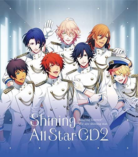 うたの☆プリンスさまっ(音符記号)Shining All Star CD2 シングル, マキシ