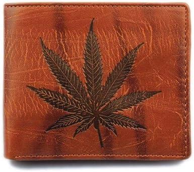 Yoyorule Men Stylish Bifold Business Leather Wallet Card Holder Coin Wallet Purse