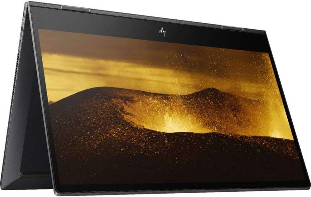 "HP Envy x360 2-in-1 Laptop 15.6"" Touchscreen FHD, AMD Ryzen 5 Quad-Core up to 3.70 GHz, 20GB RAM , 512GB PCIe SSD, Vega 8 Graphic, 1920x1080, USB Type-C, Backlit, Fingerprint, HDMI, Webcam, Win 10"