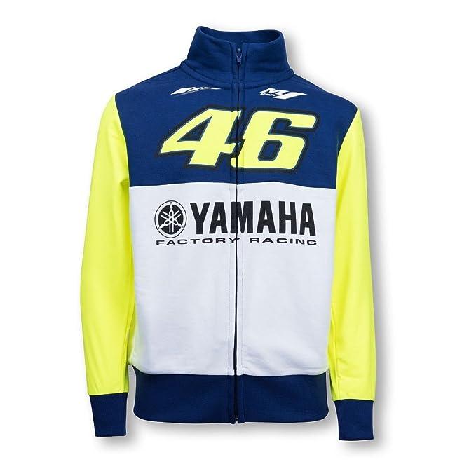 Amazon.com: Yamaha Valentino Rossi - Chaqueta para niño ...