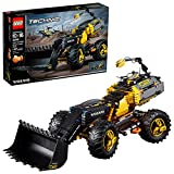 LEGO Technic Volvo Concept Wheel Loader ZEUX 42081 Building Kit (1167 Pieces)