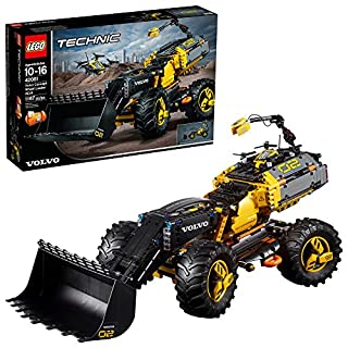 LEGO Technic Volvo Concept Wheel Loader ZEUX 42081 Building Kit (1167 Pieces)