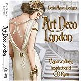 Debbi Moore Designs Art Deco London Papercrafting Inspirational CD Rom (297617)
