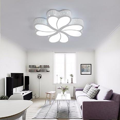 KHSKX Living Lampara de techo, simple personalidad moderna ...
