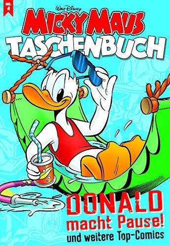 Micky Maus Taschenbuch Nr. 04: Donald macht Pause und weitere Top-Comics