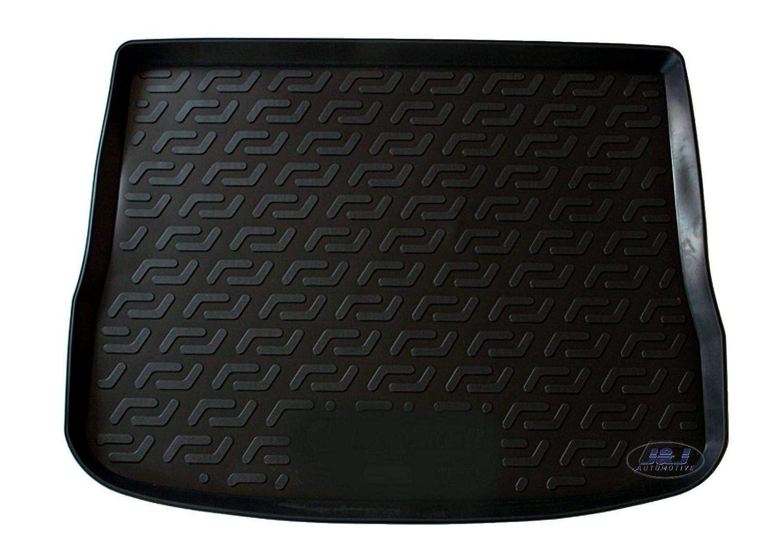 J/&J AUTOMOTIVE Premium Tapis DE Coffre Caoutchouc Compatible avec Tiguan 2007-2015