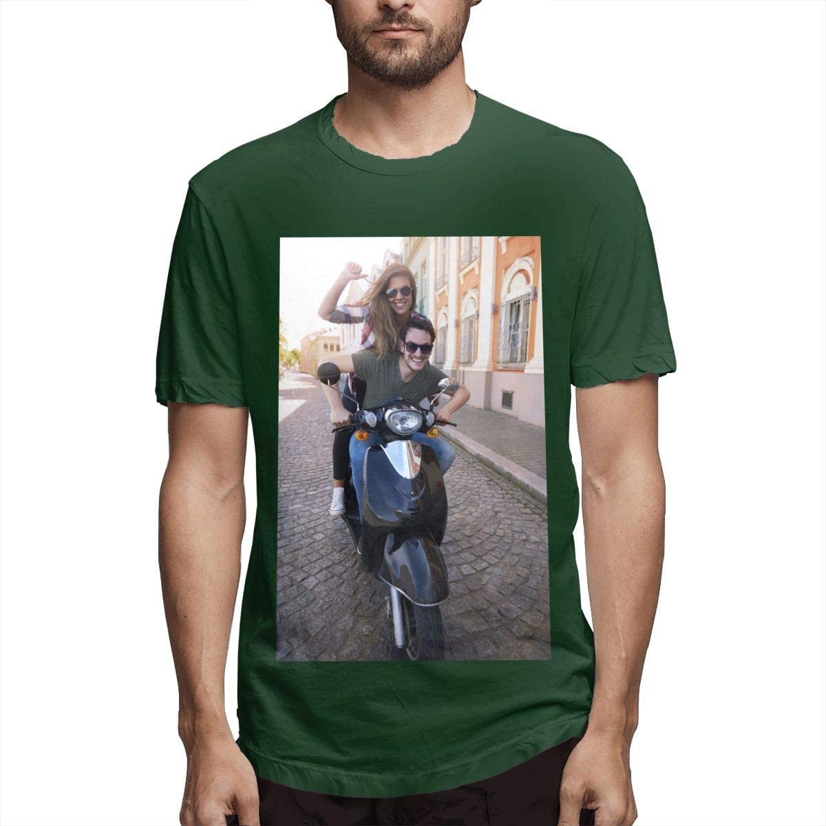 Coudf Camisetas Personalizadas de 2 Caras para diseñar tu ...