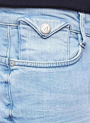 M.O.D Herren Jeans Joshua Marocco Blue