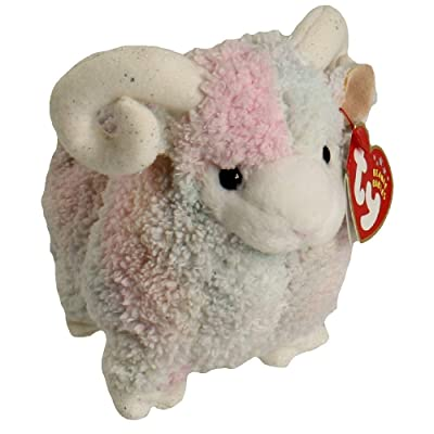 Ty Beanie Babies Bam the Ram [Toy]: Toys & Games