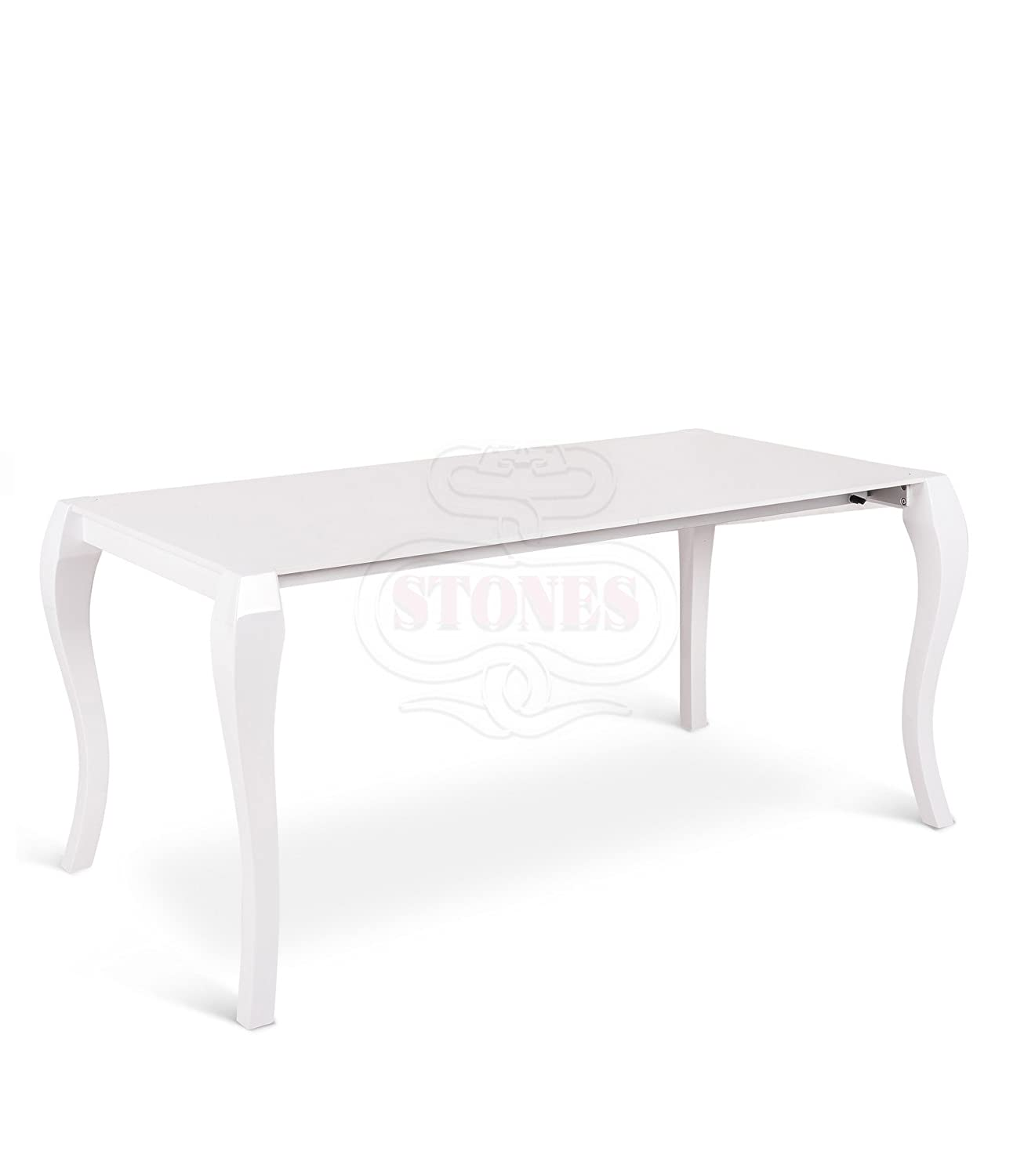 Stones Extending Table Shining Om 097 Measures 170 200 230 X